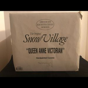 "Dept 56 Holiday - ""Queen Anne Victorian"" Village"